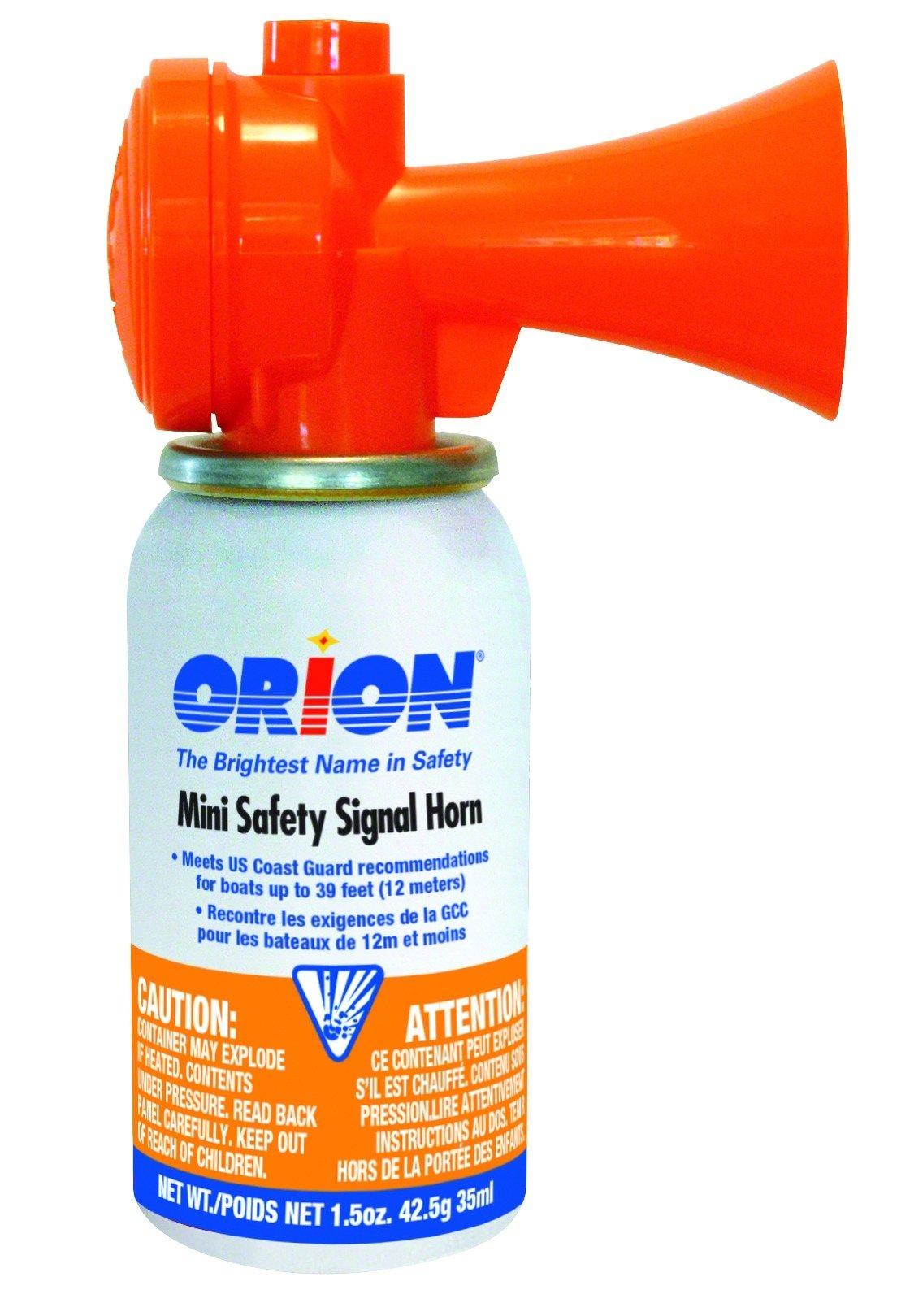 Opti-2 Orion 508 Safety 1.5 oz Air Horn