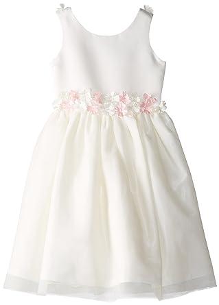 5eef16a574 Amazon.com  Jayne Copeland Big Girls  Ballerina Dress with Floral ...