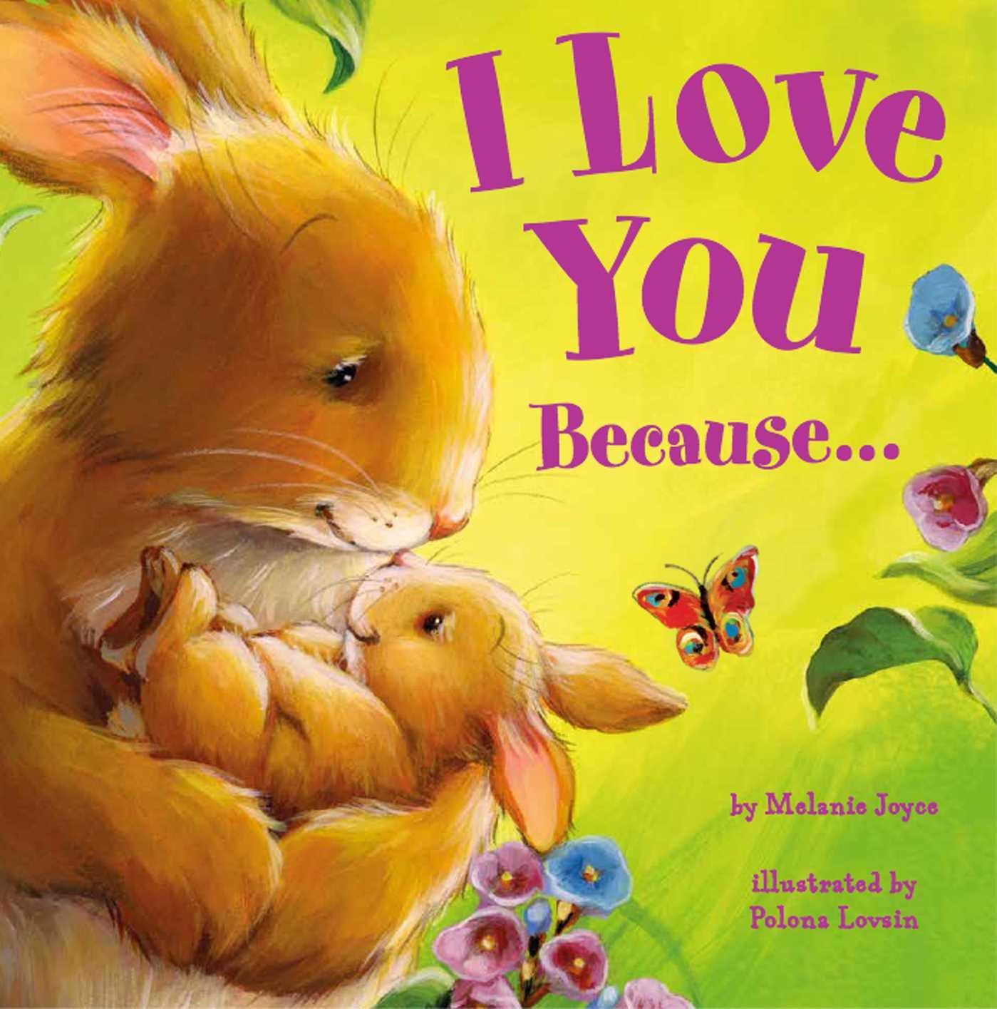 I Love You Because . . . ebook