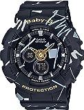Casio Womens Baby-G BA-120SC-1A Analog-Digital Casual Quartz Watch
