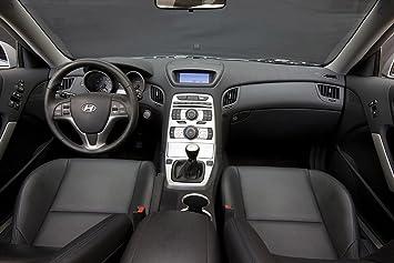 hyundai genesis interior. hyundai genesis coupe interior brushed silver aluminum dash trim kit set 2010 2011 2012 2013 hyundai genesis interior r
