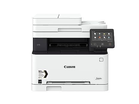 Impresora láser multifunción color Canon i-Sensys MF633Cdw blanca Wifi