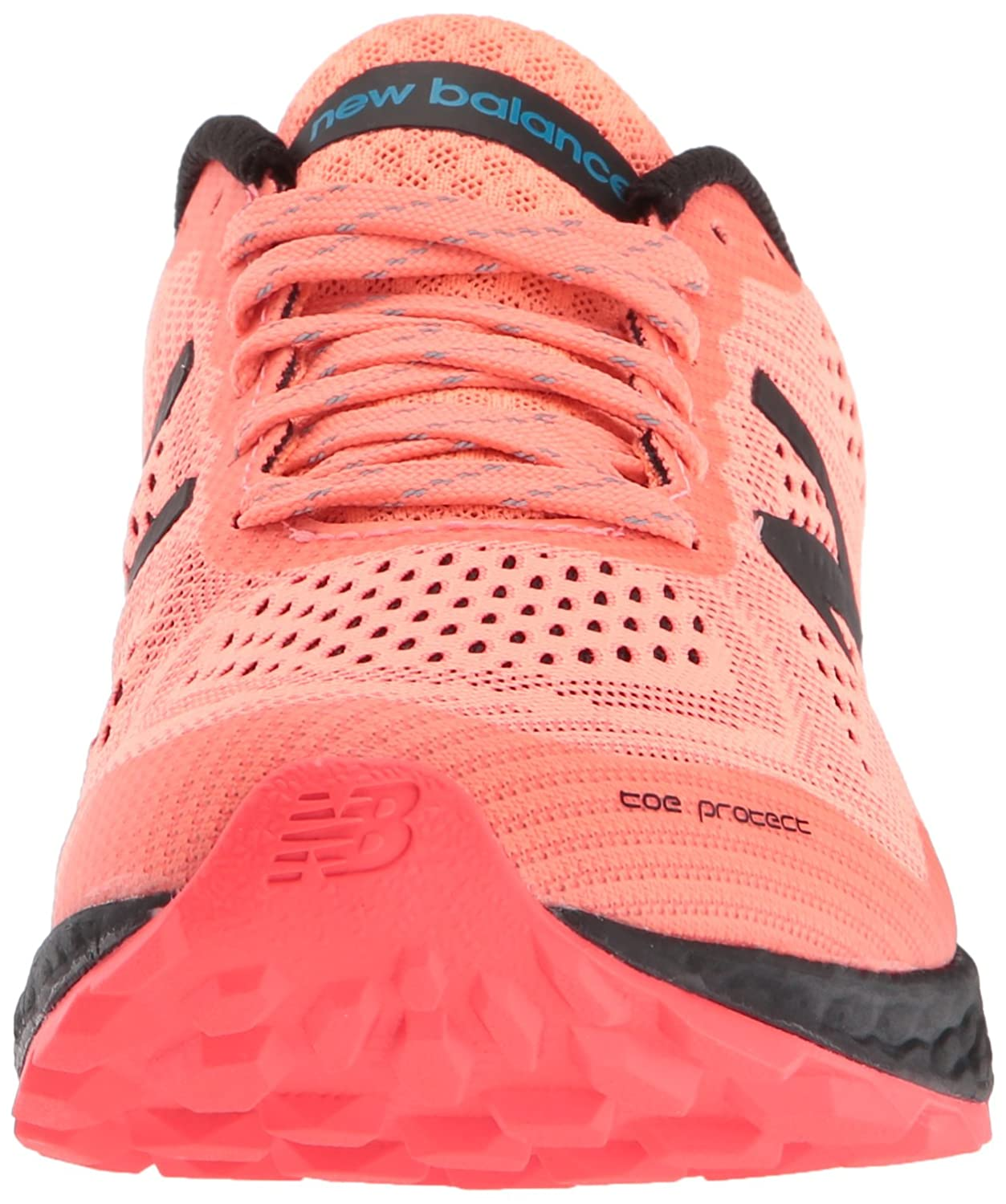 New Balance Women's Gobi v2 Fresh Foam Trail Running Shoe B06XS9TCXB 5 D US|Pink/Black
