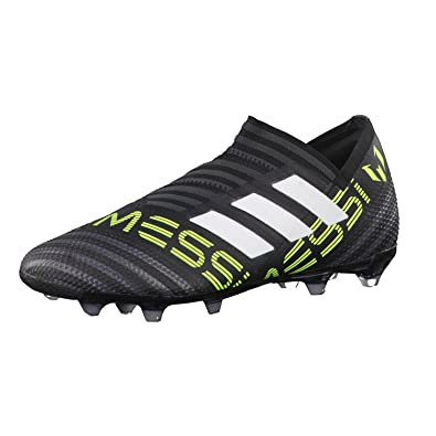 uk availability 05c76 75cc3 adidas Nemeziz Messi 17+ 360 Agility FG Enfants - Crampons de Foot - Noir