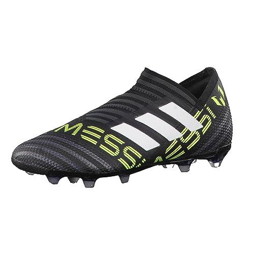 2dfd391f4 adidas Nemeziz Messi 17+ 360 Agility Kids FG Football Boots - Core Black  White