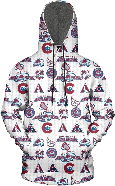 KSEERBABALL Mens Fashion Sports Pullover Sweatshirt,3D Graphic Print Hoodies