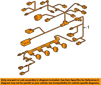 Amazon.com: 2012-2014 Volkswagen Jetta Engine Harness 06J-971-627-F:  Automotive | 2014 Vw Jetta Engine Diagram |  | Amazon.com