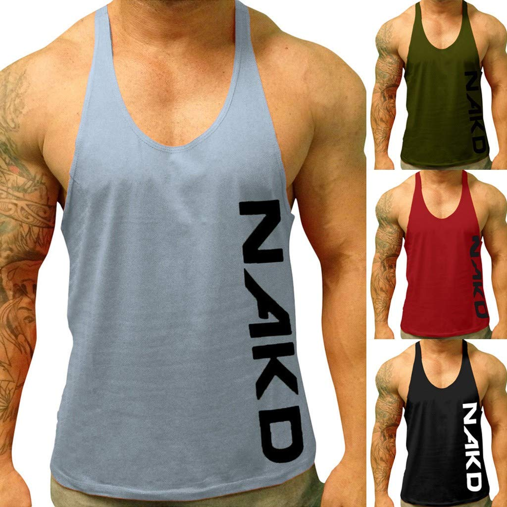 Amazon.com: iSovze Fashion Mens Sports and Fitness ...
