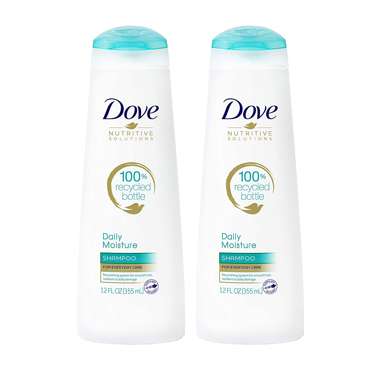 Natural hair products Dove nutritive solutions moisturising shampoo