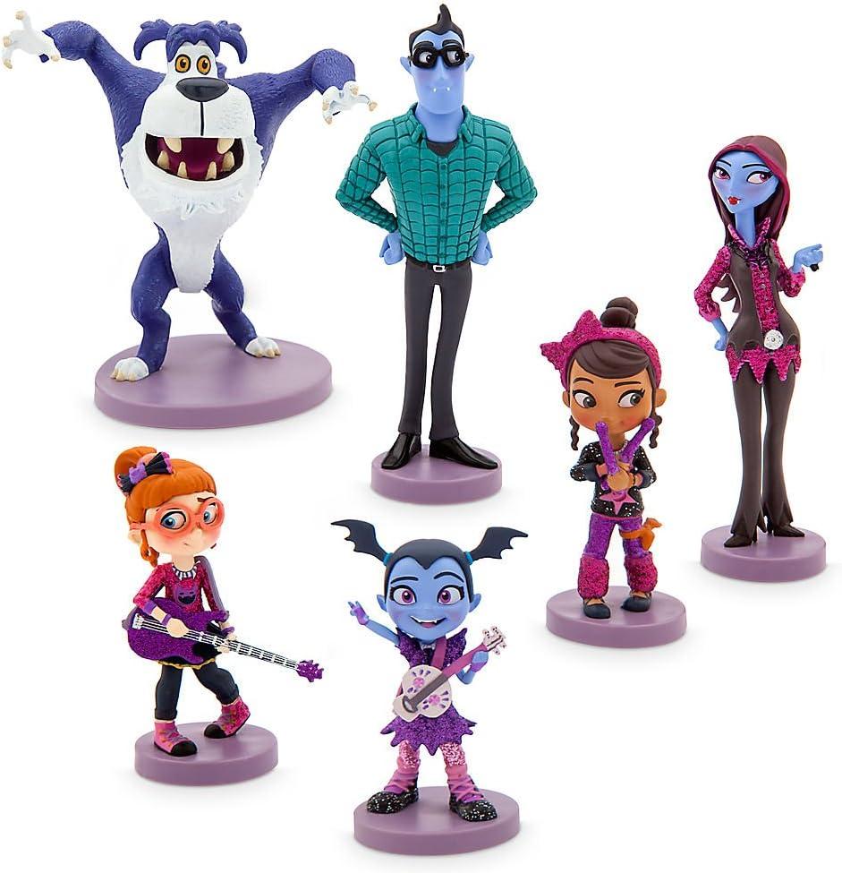 CDT Disney Junior Figura Vampirina Playset: Amazon.es: Juguetes y ...