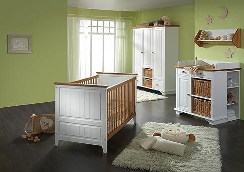 Sam® Kinderzimmer Sparset Jessica Komplettset Kinder- / Baby