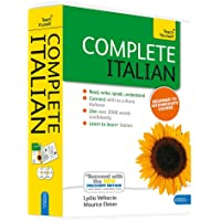 Complete Italian Beginner to Intermediate Book and Audio Course: Learn to read, write, speak and understand a new language with Teach Yourself