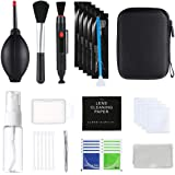 Foonee Cleaning Kit, Professional Camera Cleaning Kit For Optical Lens And Digital SLR Cameras Including Canon EOS 1300D, Canon EOS 700D, Nikon D3300, Olympus, Sony Alpha -52 In 1