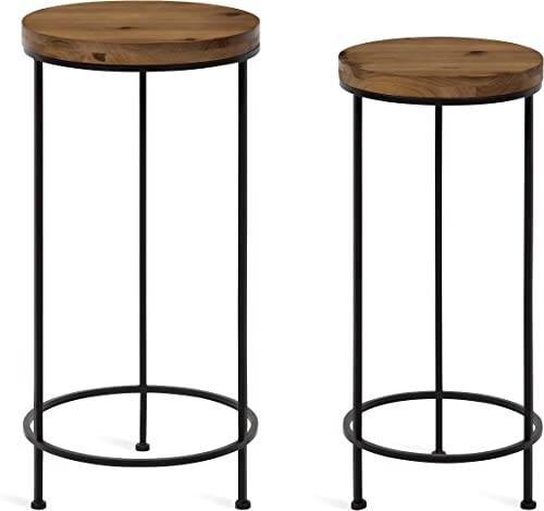 Sterling Industries Sutton-Accent Table in Gold Leaf