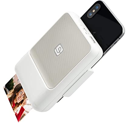 Impresora para cámara Lifeprint Instant 2x3 para iPhone ...