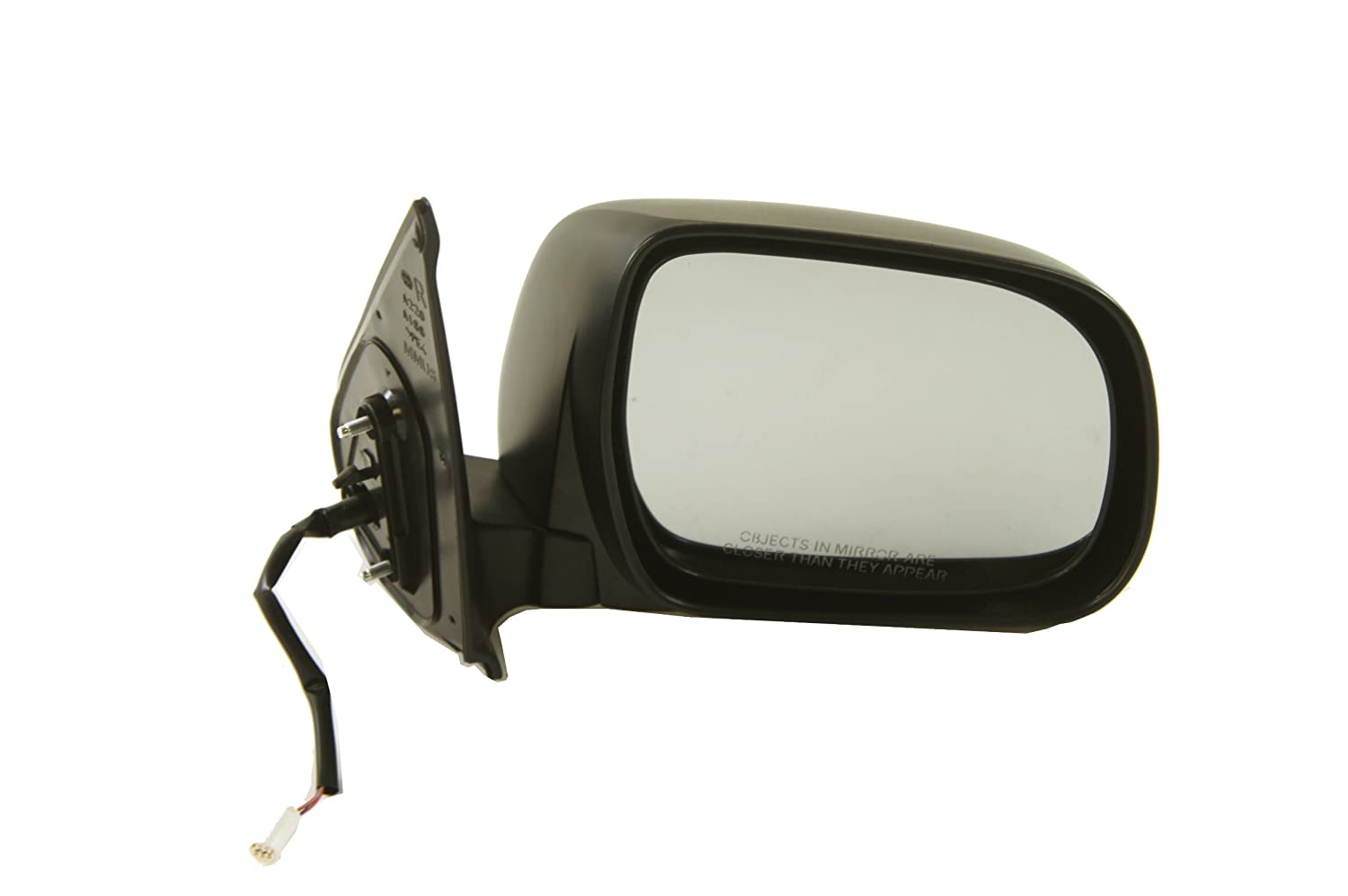 Genuine Toyota Parts 87910-04170 Passenger Side Mirror Outside Rear View