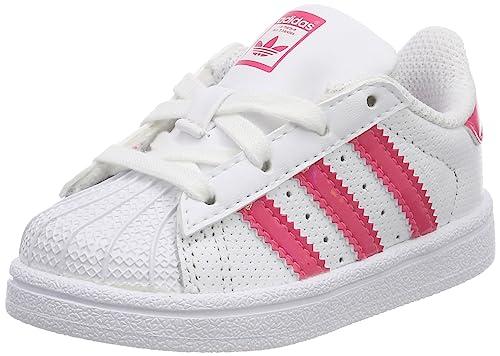 adidas Superstar, Zapatillas Unisex bebé: Amazon.es: Zapatos y complementos