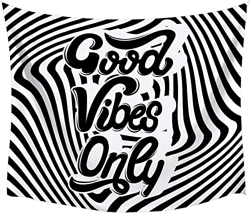 RoomMates Good Vibes Swirl Large Tapestry