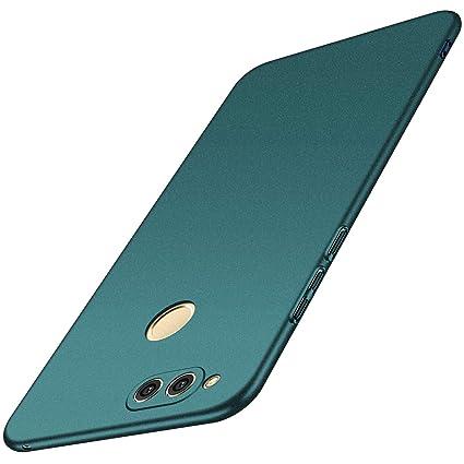 Amazon.com: Anccer Huawei Honor 7X Funda, [Serie Colorida ...