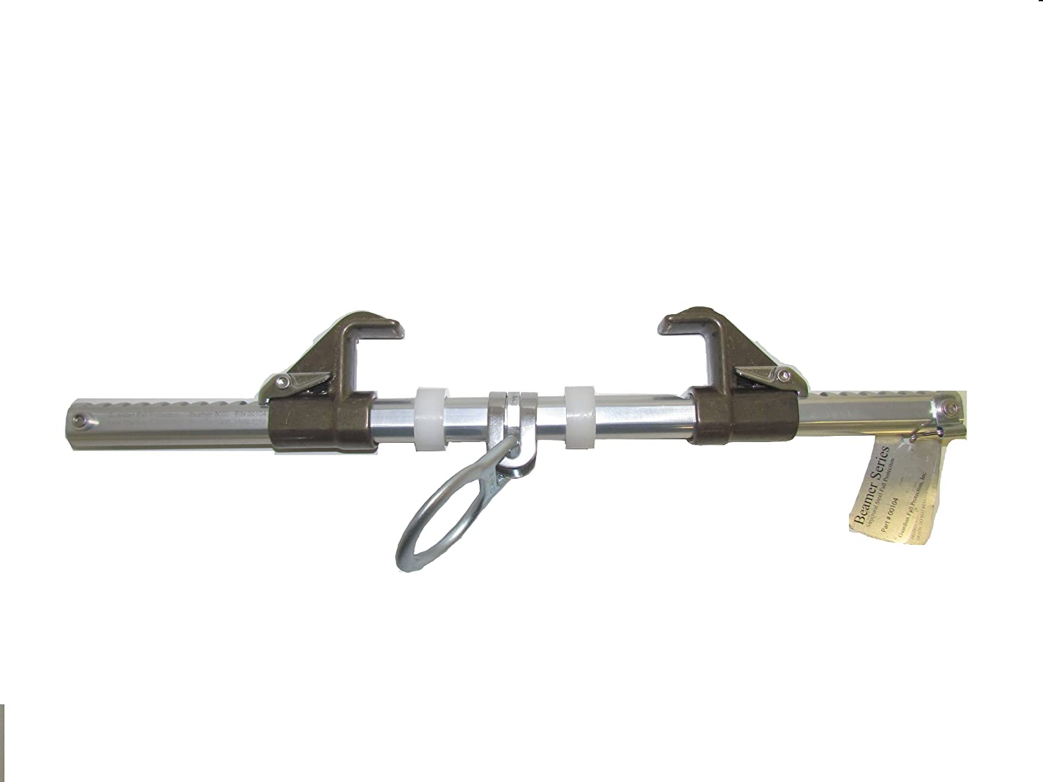 B00BDKOWUU Guardian Fall Protection 104 Two Sided Adjustable Beamer Fits Up To 14-Inch 71hMhDnyz2BL.SL1500_