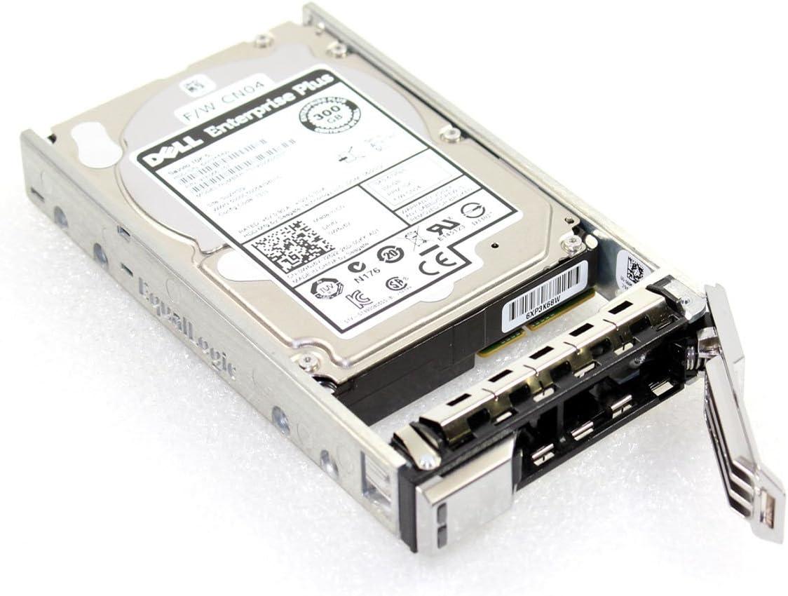 """Dell EqualLogic 300GB 10K 6Gb/s 2.5"""" SAS HD 9TE066-157 ST9300605SS 6PC6J W6J6V"""
