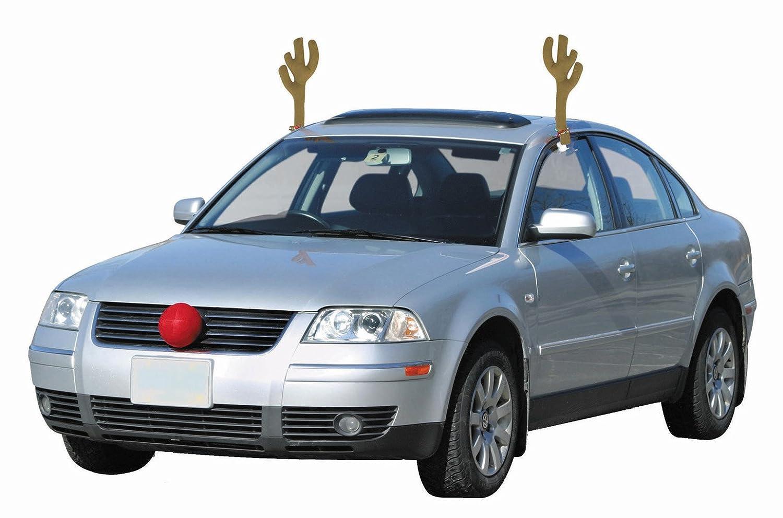 amazoncom mystic industries reindeer car costume automotive