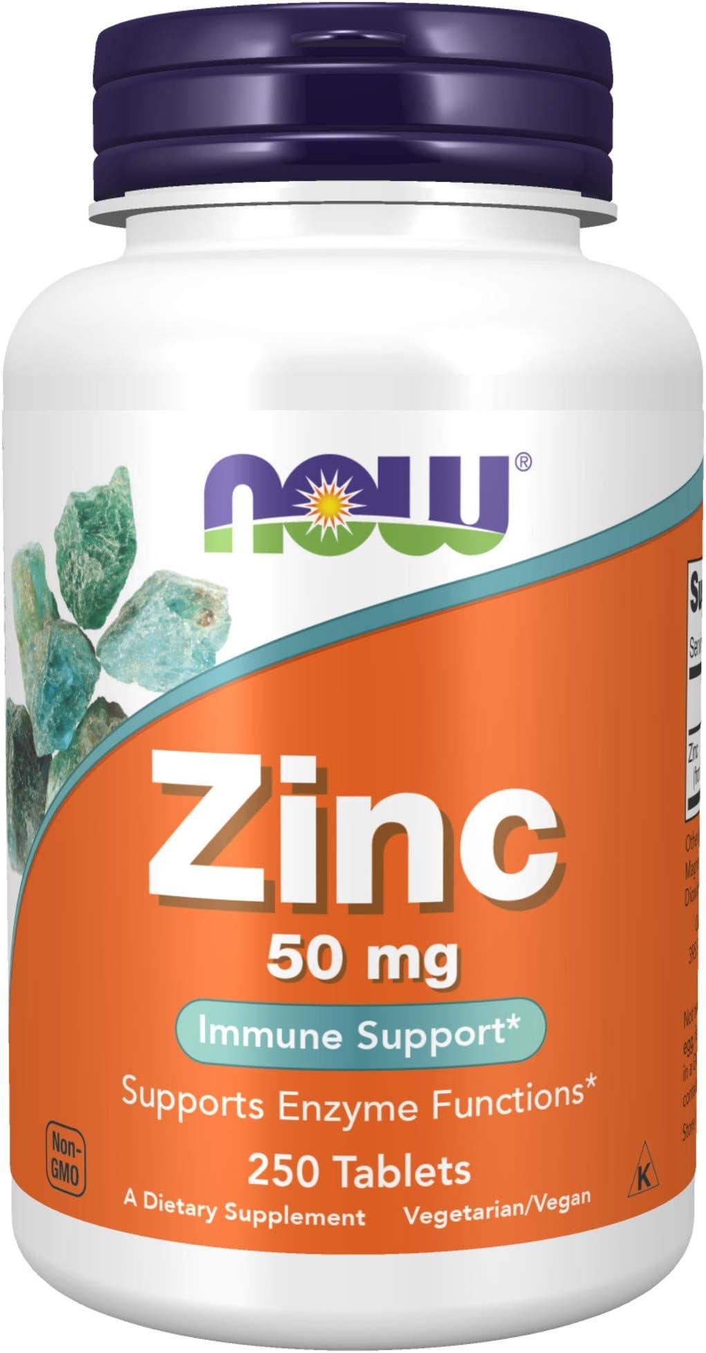 Now Foods Zinc 50 Mg 250 Tablets price in Saudi Arabia Amazon Saudi Arabia kanbkam