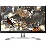 """Monitor 27"""" lg ultra hd 4k ips hdmi vesa - 27ul650-w.awz"""