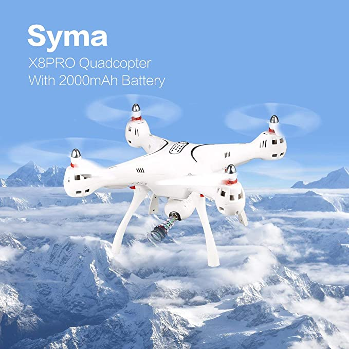 Tree-on-Life Syma X8PRO 2.4G GPS Posicionamiento FPV RC Drone ...