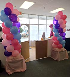 Party city balloon arch kit for pinterest