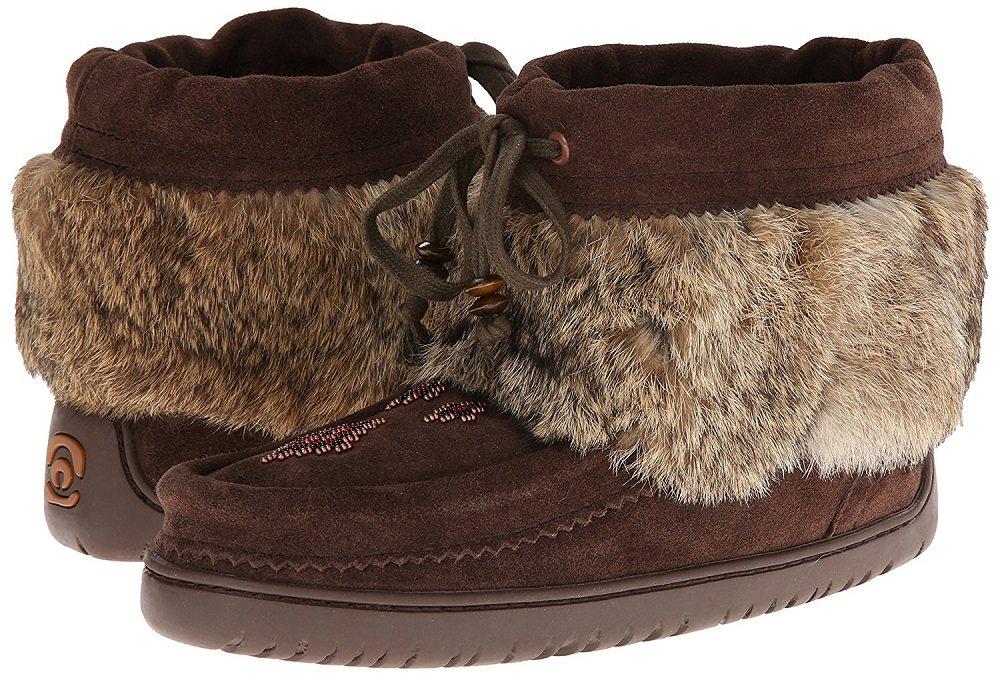 Manitobah Mukluks Keewatin Mukluk Winter Boot (Chocolate)