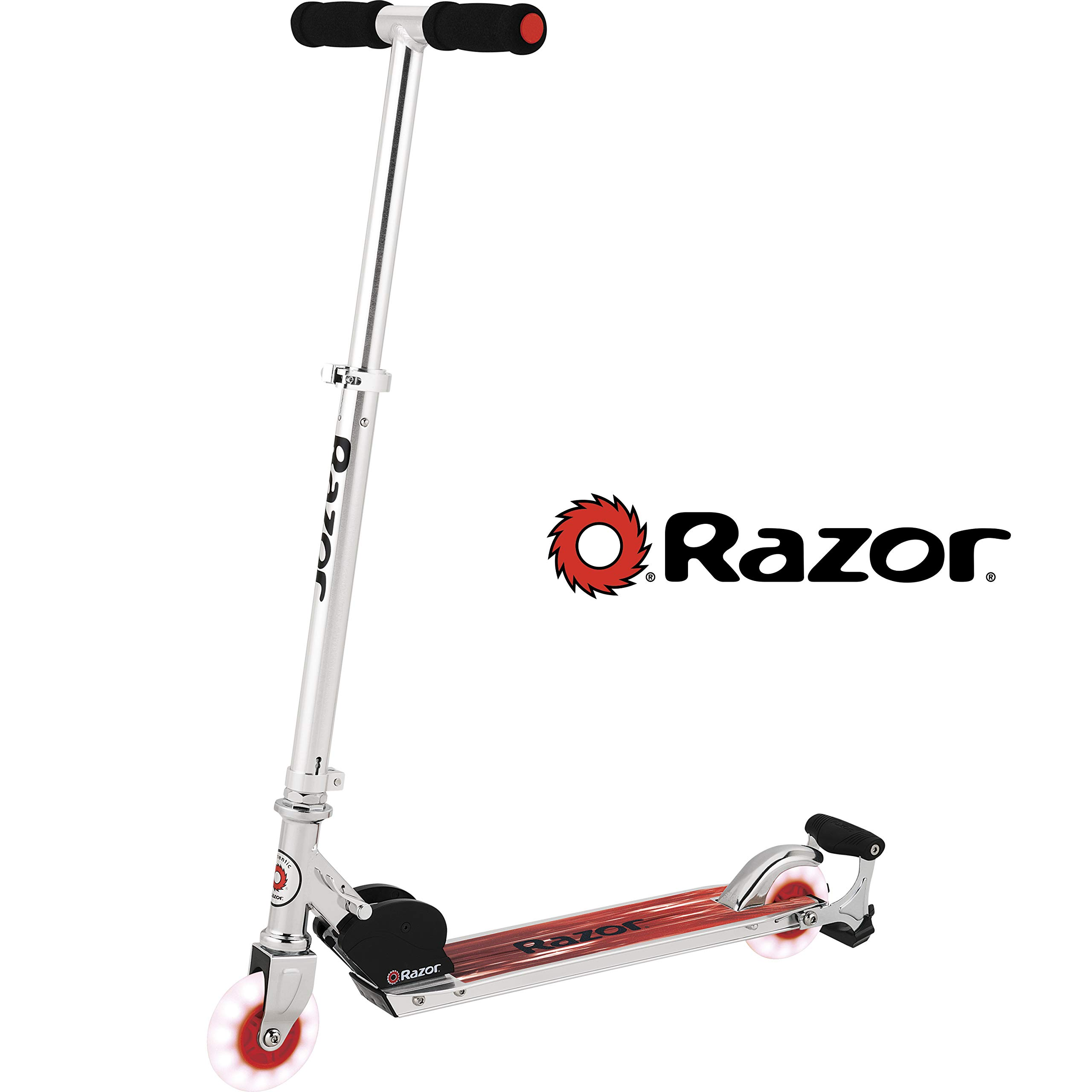 Razor Spark Ultra Kick Scooter - Red by Razor