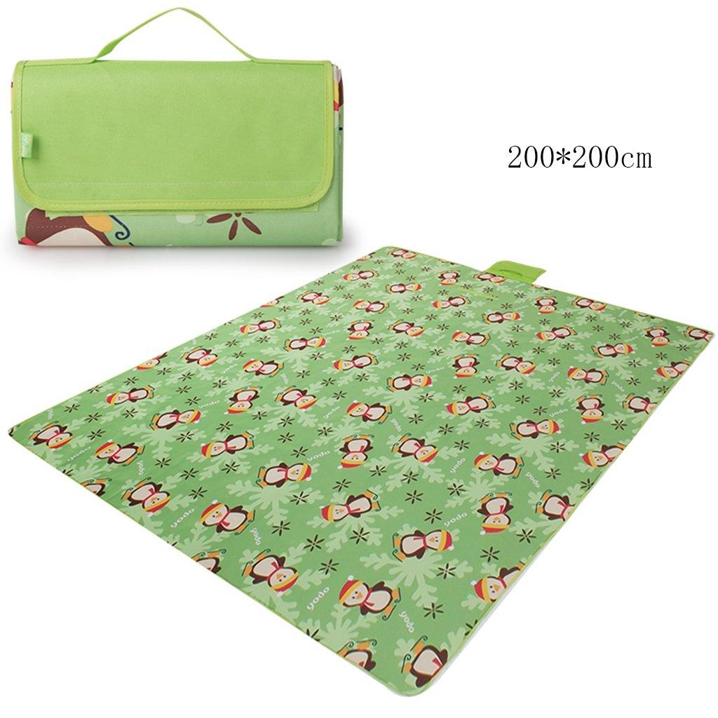 LXF Picknickdecken Outdoor Oxford Tuch Wasserdichte Picknickmatten Verdicken Feuchtigkeitsfeste Pad Gras Matten Wasserdichte Unterlage B073PRPVYB   Adoptieren