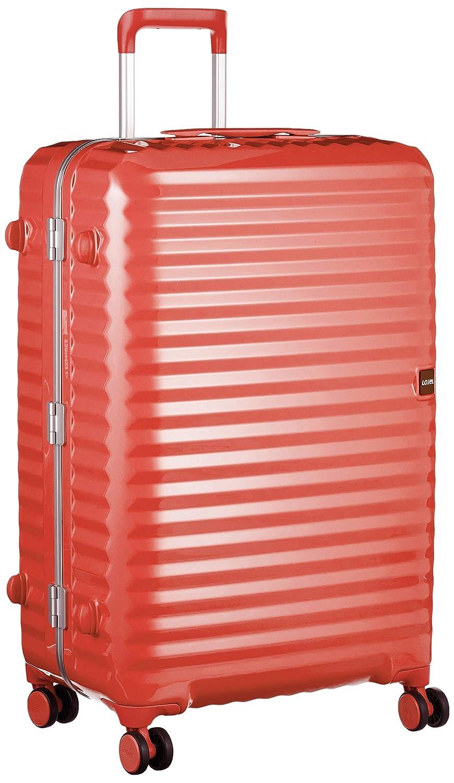 [ロジェール] スーツケース 不可 保証付 100L 75 cm 5.4kg B07JN2MND6 ピンク