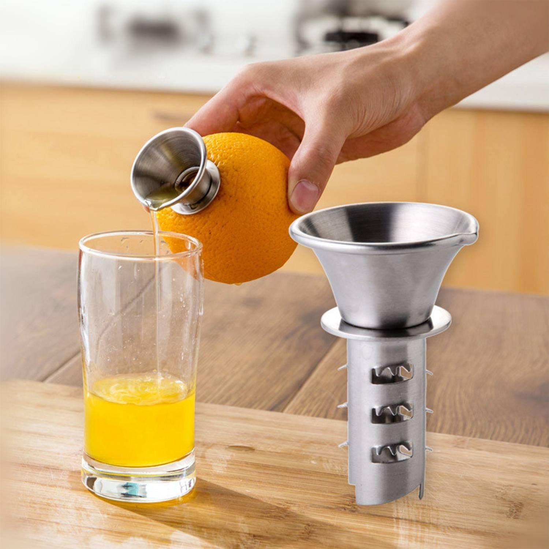 Ogquaton Extractor/Exprimidor de Jugos Manual Naranja Exprimidor de Jugo de Fruta Pequeña Exprimidor: Amazon.es: Hogar