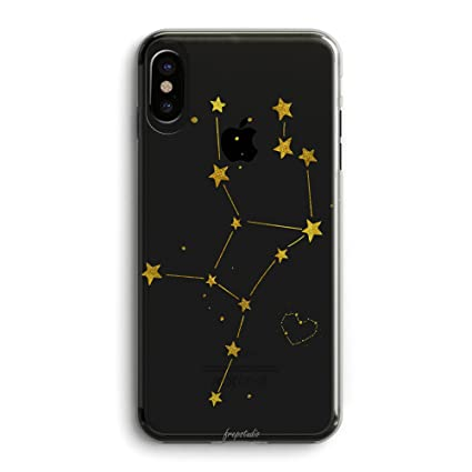 Amazon.com: iPhone X hule suave TPU funda protectora de ...