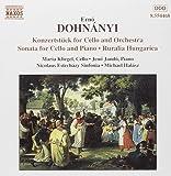 Konzertstück & sonate pour violoncelle & piano / Ruralia Hungarica