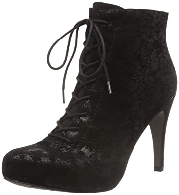 Tamaris 25365, Bottes Femme, Noir (Black), 35 EU