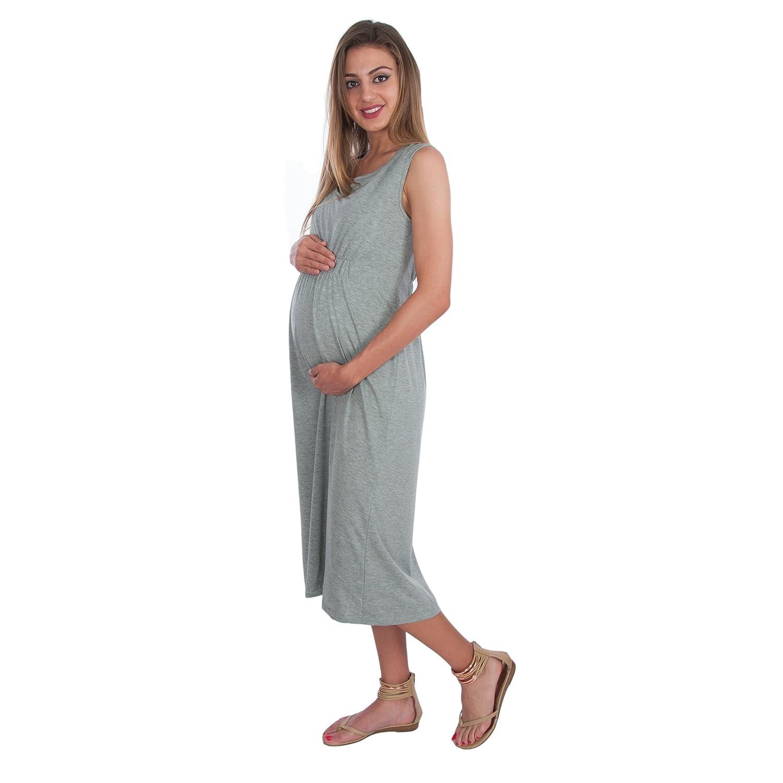 86d64119ca15f Maternity Nursing/Breastfeeding Dress - Athena at Amazon Women's Clothing  store: