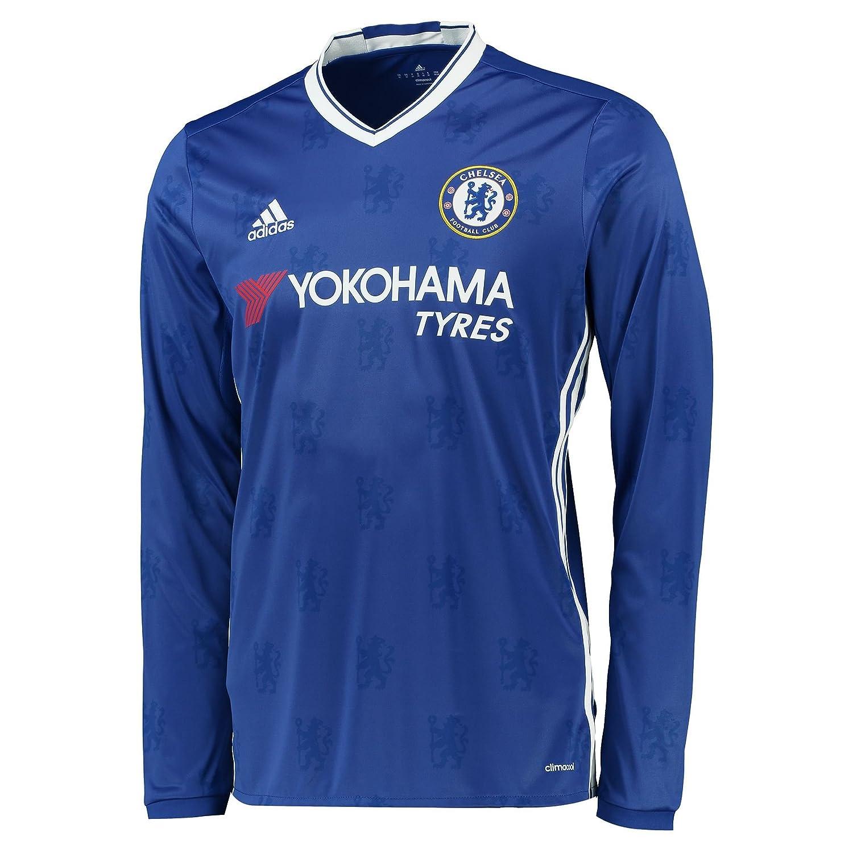 adidas Jungen FußballHeim Trikot FC Chelsea Replica L