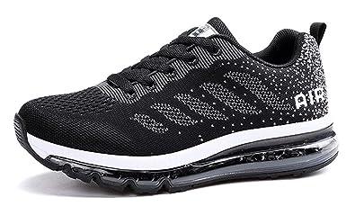 471849059de2f TSIODFO Women Air Cushion Sport Running Shoes