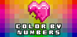 Color By Numbers ArtBook by Verona Games