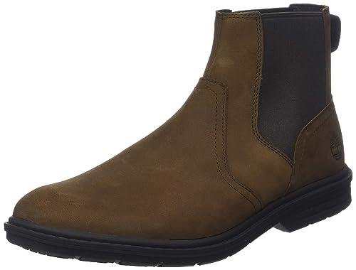 Timberland Sawyer Lane, Botas Clasicas para Hombre: Amazon.es: Zapatos y complementos