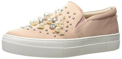 fdc01f4c88d Steve Madden Women s Glamour Fashion Sneaker