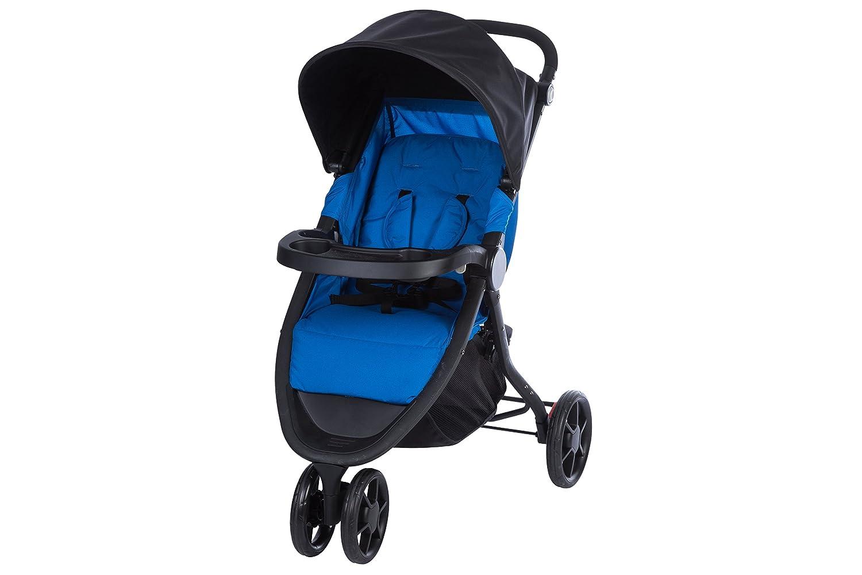 Safety 1st Urban Trek, sportlicher Kinderwagen Buggy mit Liegeposition, nutzbar ab 6 Monaten bis circa 15 kg, Baleine-Blau Dorel Germany GmbH (VSS) 1212520000