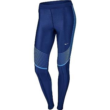 Women s Nike Power Speed Running Tights Blue 719784-457 (S)  Amazon.ca   Sports   Outdoors bba9c903e