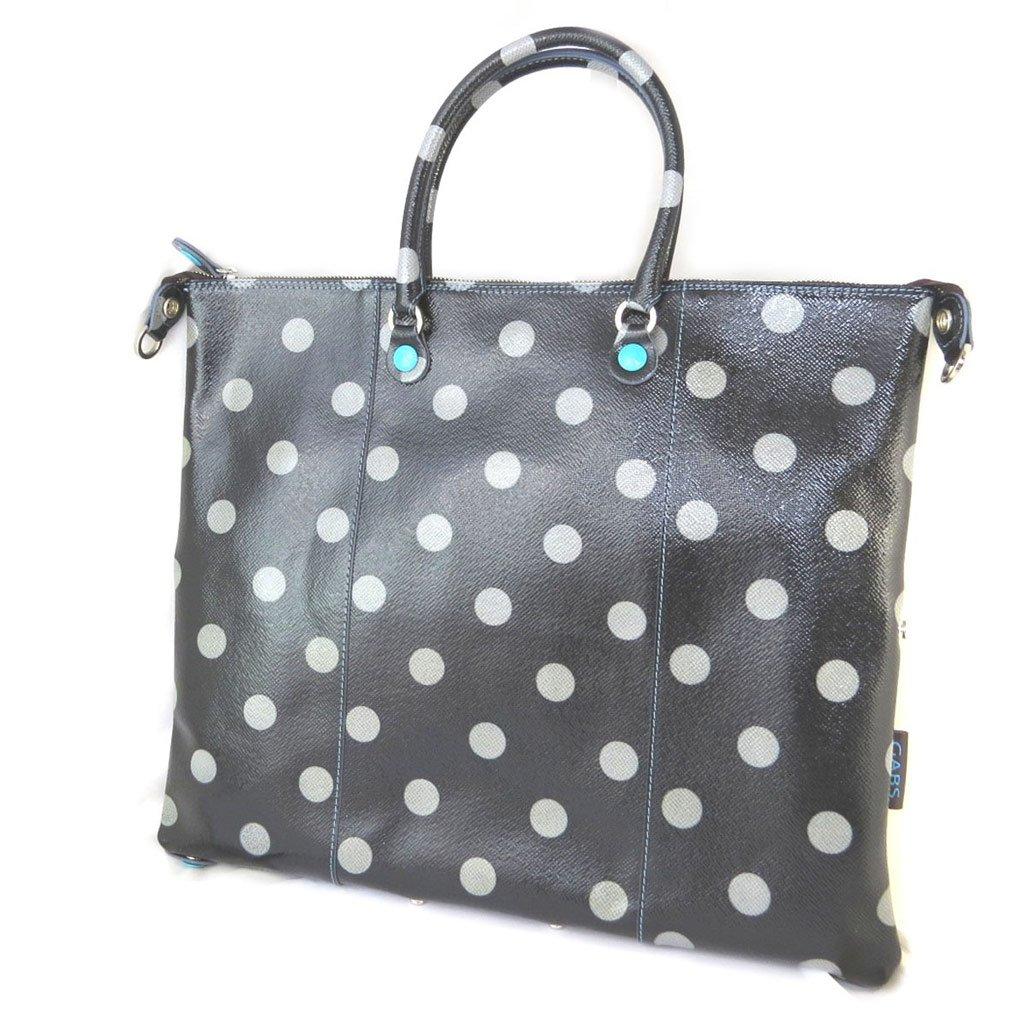 Leather bag 3 in 1  Gabs black patent (peas)(l)- 43x37x2.5 cm  (16.93  x14.57  x0.98  ).  Amazon.co.uk  Shoes   Bags c15c6d08f0282