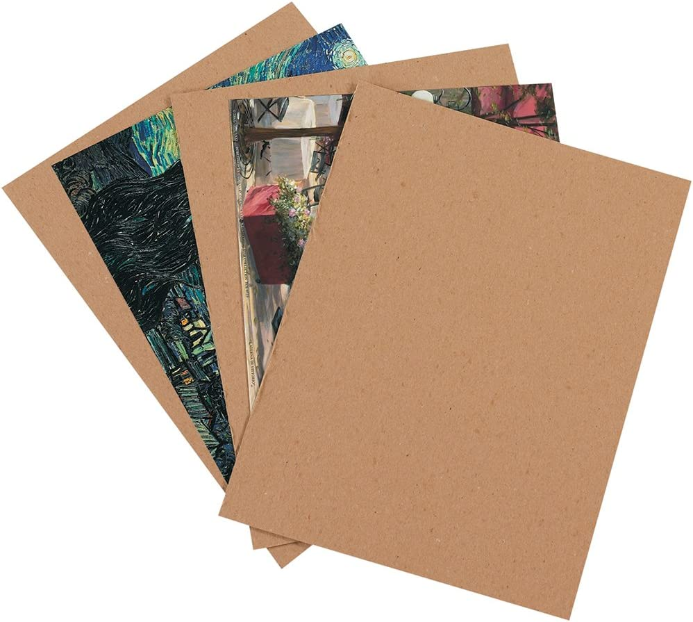 BOXCP1117-11 x 17 Chipboard Pads