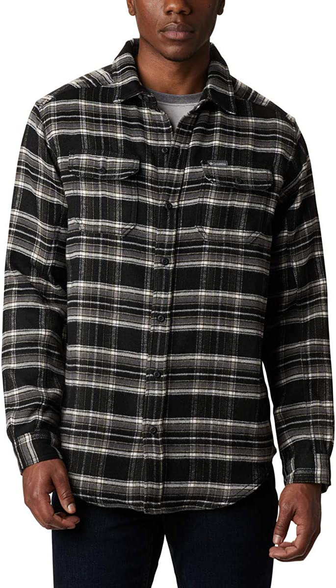 Columbia Men's Deschutes River C ! Super beauty product restock quality top! Insulated Product Heavyweight Flannel