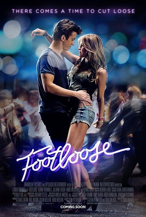 Footloose Mini Movie 11x17